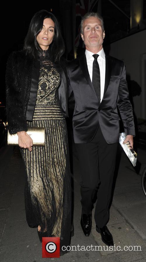 Karen Minier David Coulthard 1