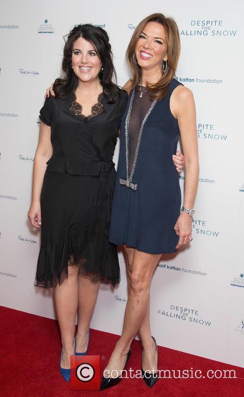 Monica Lewinsky and Heather Kerzner 1