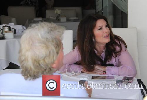 Lisa Vanderpump and Ken Todd 9