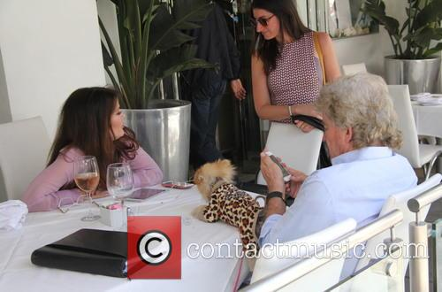 Lisa Vanderpump, Ken Todd and Daddio 11