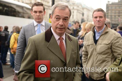 Nigel Farage and Farmers 2