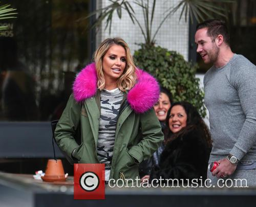 Katie Price, Jordan and Keiran Hayler 5
