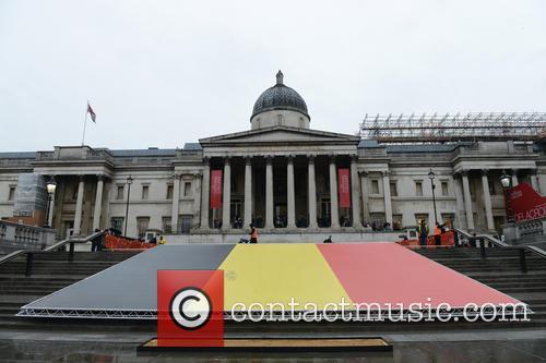 Belgian Flag 2