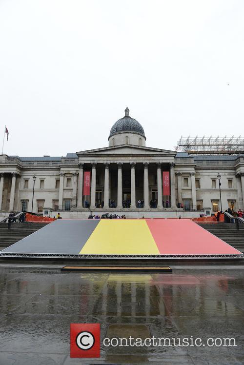 Belgian Flag 3