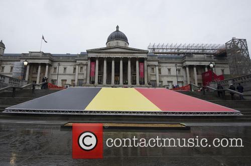 Belgium Flag 1