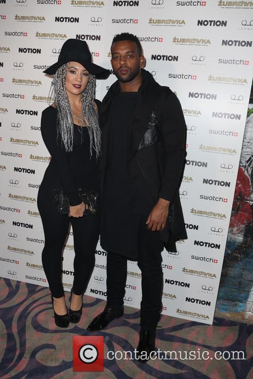 Oritsé Williams and Aimeé (aj) Azari 1