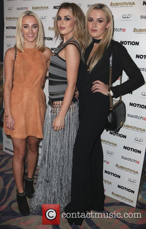 Tiffany Watson, Lucy Watson and Guest 1