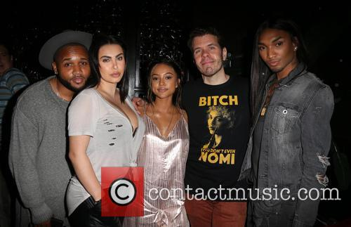 Karrueche Tran and Guests 3