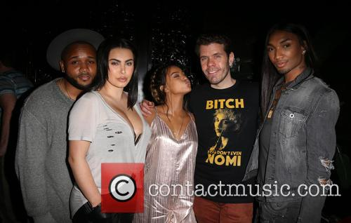 Karrueche Tran and Guests 4
