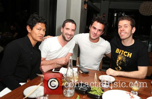 Ben Russo, Perez Hilton and Guests 3