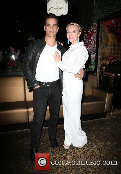 Johnathon Schaech and Julie Solomon 2
