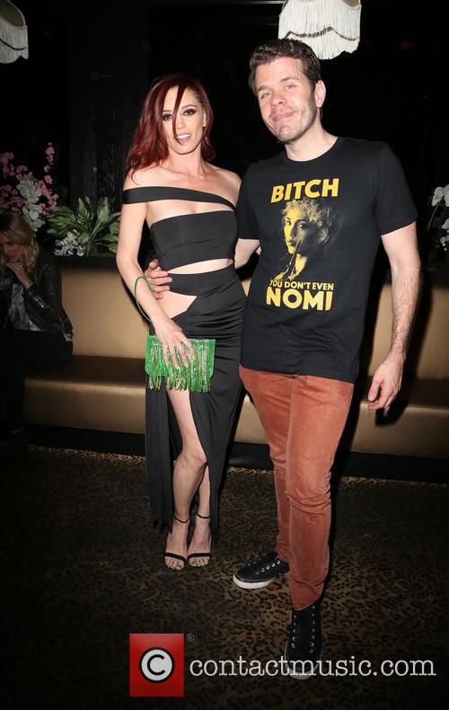 Jessica Sutta and Perez Hilton 2