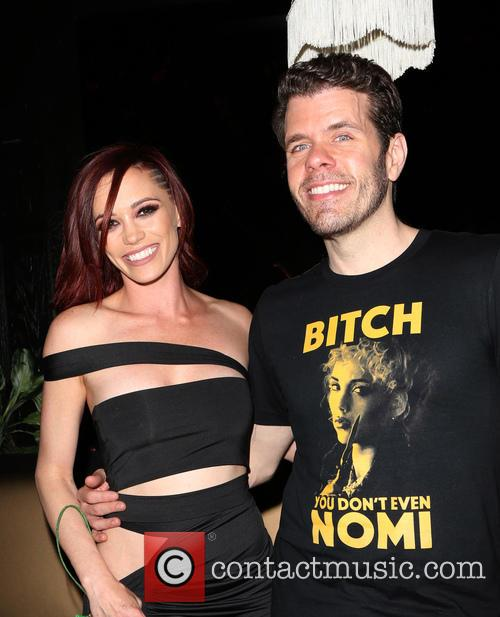 Jessica Sutta and Perez Hilton 4