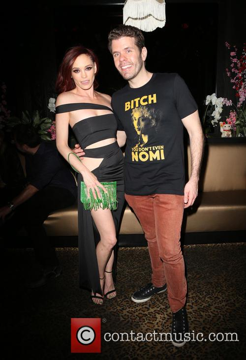 Jessica Sutta and Perez Hilton 5