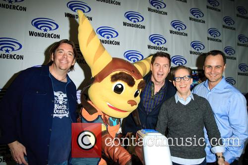 David Kaye and James Arnold Taylor 1