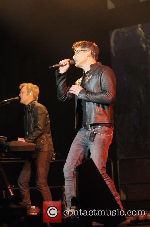 Magne Furuhdmen and Morten Harket 5