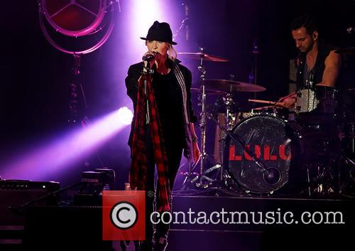 Lulu performs live at Manchester Academy