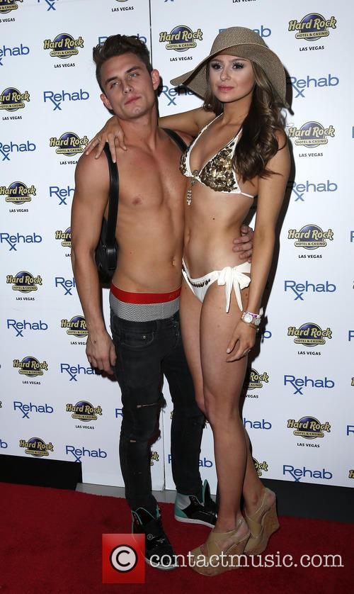 James Kennedy and Raquel Leviss 3