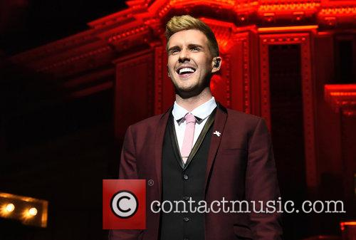 Albert Hall, Collabro​ and Jamie Lambert 1