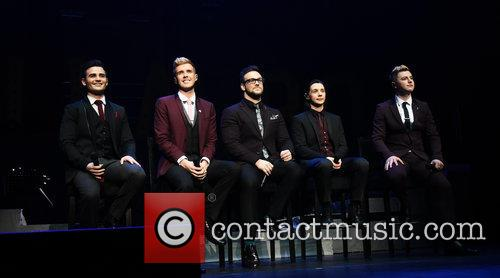Albert Hall and Collabro​ 2