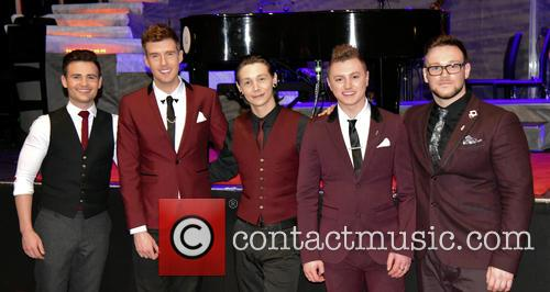 Albert Hall and Collabro​ 3