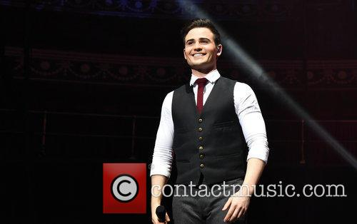 Albert Hall, Collabro​ and Michael Auger 4