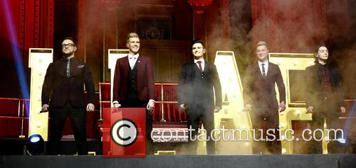 Albert Hall and Collabro​ 5