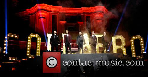 Albert Hall and Collabro​ 6