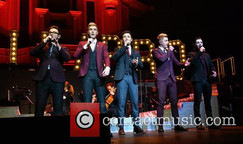 Albert Hall and Collabro​ 7