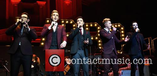 Albert Hall and Collabro​ 8