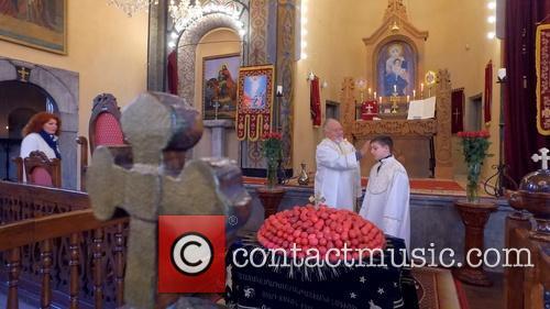 Bulgarian Easter Mass