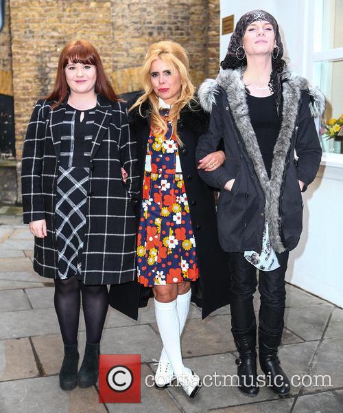 Paloma Faith, Jordan Gray and Heather Cameron-hayes 5