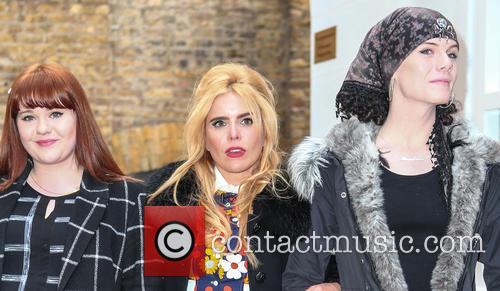 Paloma Faith, Jordan Gray and Heather Cameron-hayes 7