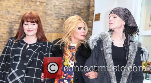 Paloma Faith, Jordan Gray and Heather Cameron-hayes 8