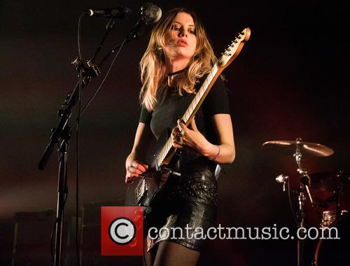 Wolf Alice and Ellie Rowsell 11