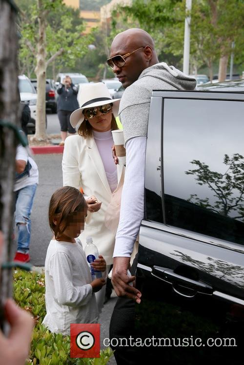 Khloe Kardashian, Lamar Odom and Mason Disick 11
