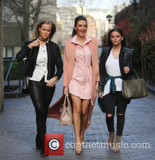 Megan Mckenna, Chloe Meadows and Courtney Green 3