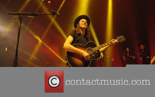 James Bay performs at The Evertim Apollo.