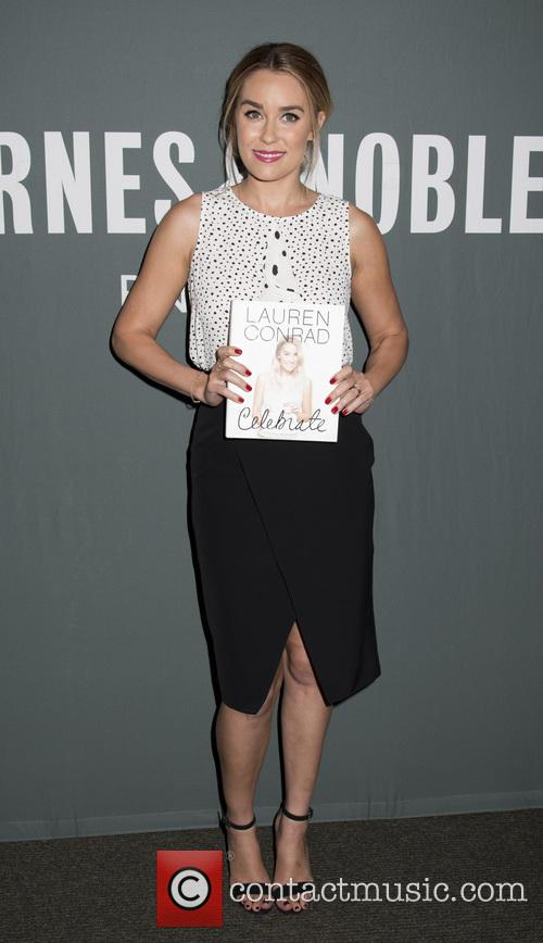 Lauren Conrad book signing for 'Lauren Conrad Celebrate'