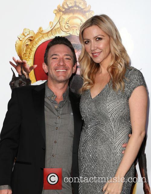 David Faustino and Lindsay Bronson 2