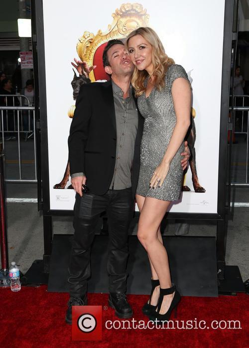 David Faustino and Lindsay Bronson 3