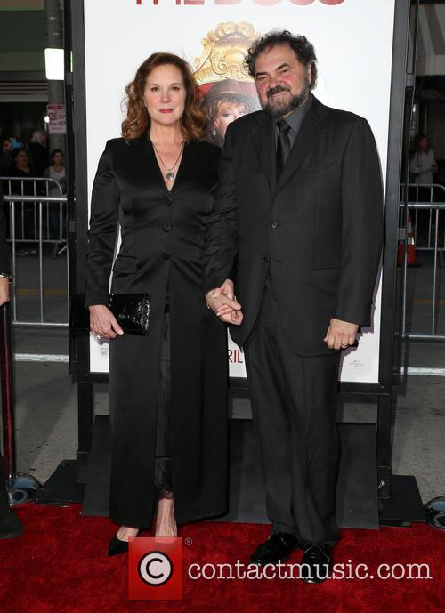 Elizabeth Perkins and Julio Macat 2