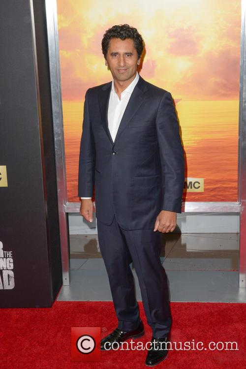 Premiere of AMC's 'Fear The Walking Dead' Season...