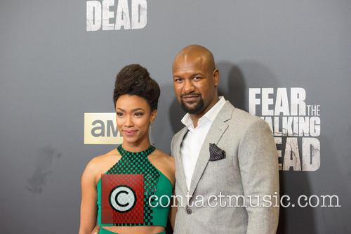 Sonequa Martin-green and Kenric Green 1