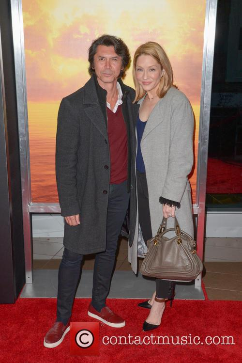 Lou Diamond Phillips and Yvonne Boismier-phillips 2