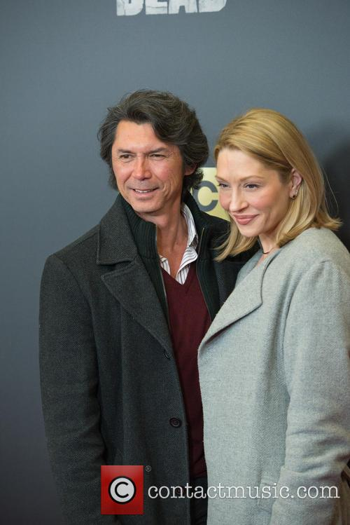 Lou Diamond Phillips and Yvonne Boismier-phillips 4