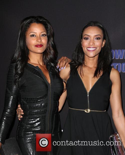 Claudia Jordan and Annie Ilonzeh 3