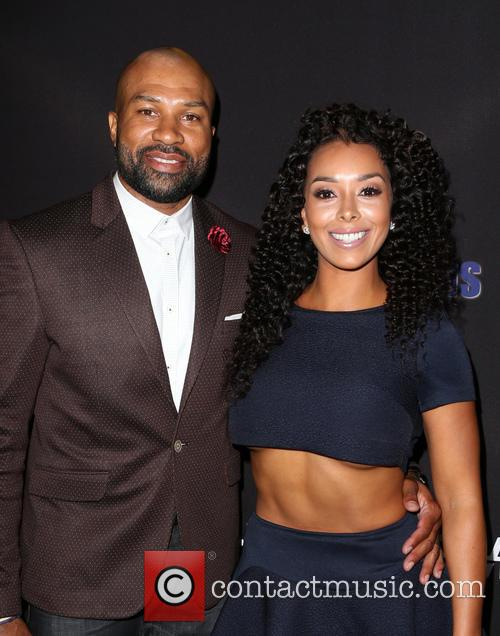 Derek Fisher and Gloria Govan 3