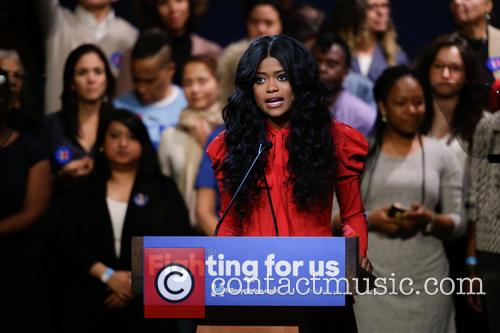 Hillary Clinton, Karen Civil and Harlem