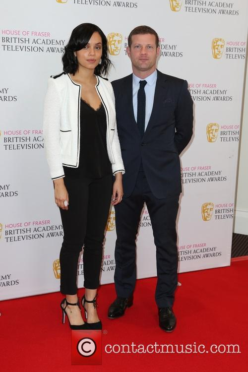 Dermot O'leary and Georgina Campbell 5